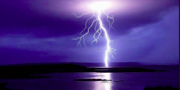 """""""龙""""的原型不是动物也不是来源于地球,而是闪电"""